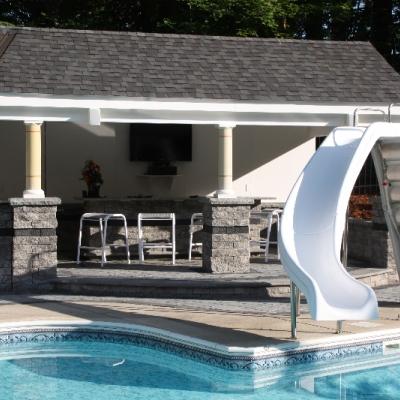 Pool Cabana 1
