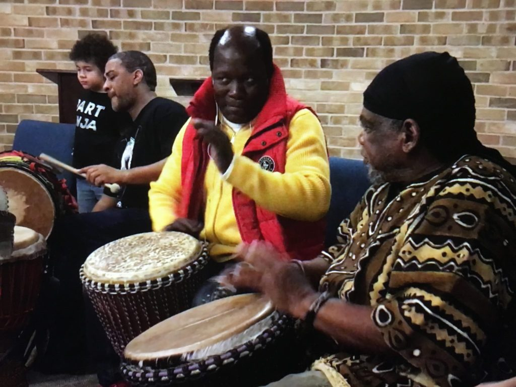 Drumming Class