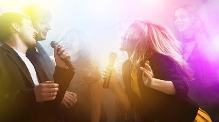 Group Singing Karaoke