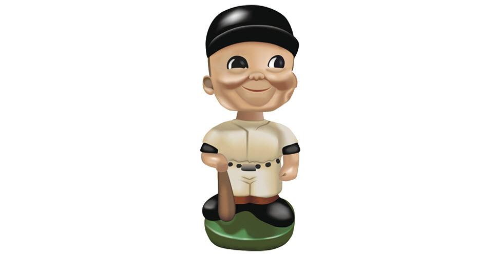 Baseball Bobble Head