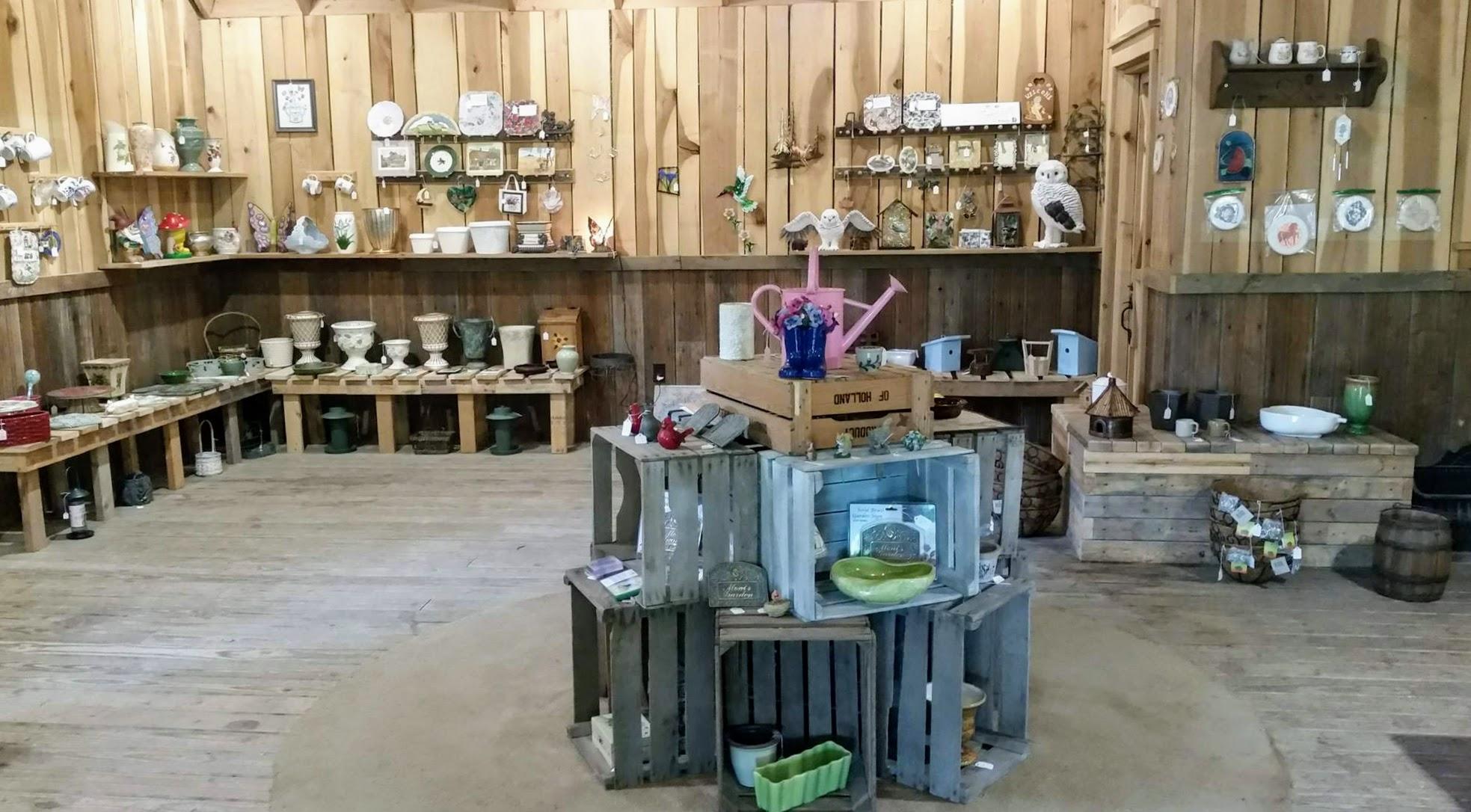Twin H Tree Farm Cabin Inside