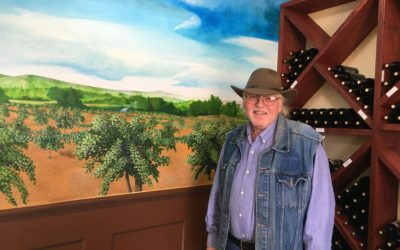 The Murals at Big Creek Winery