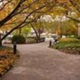 Osgood Entry Garden