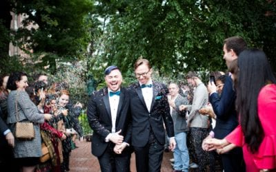 Our Wedding Was So Gay