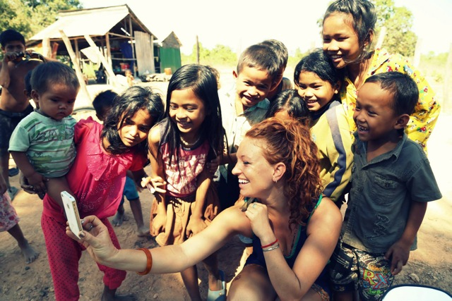 On the Road to a Better Life in Cambodia