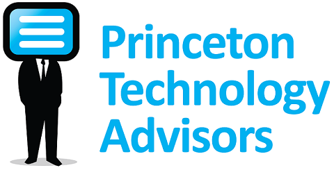 Princeton Technology Advisors website design seo
