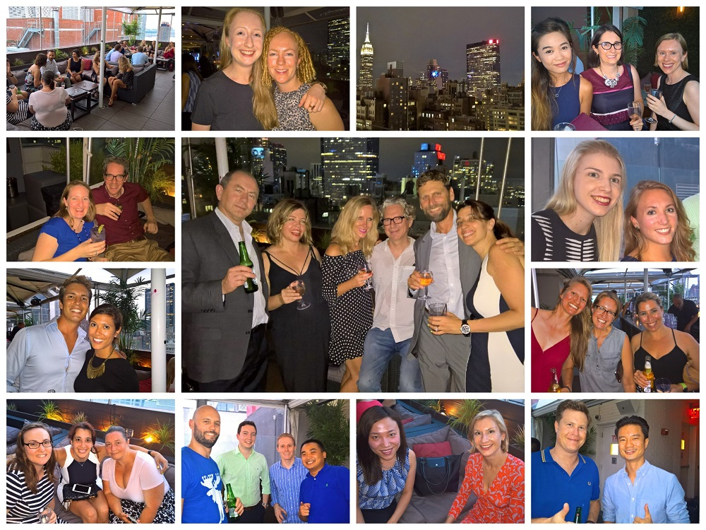 July Rooftop Event at the Sky Room