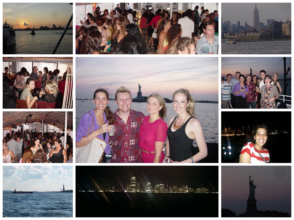 August 2012 on the Hudson