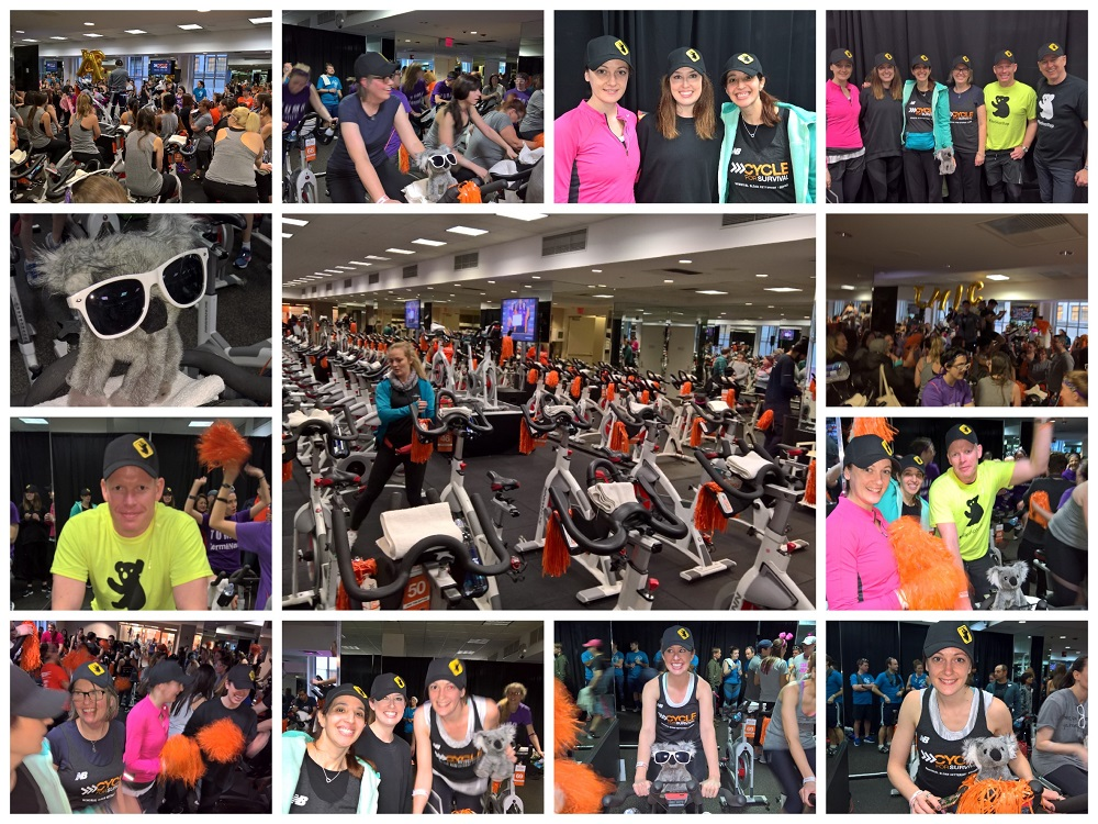 February 2017 @ Cycle For Survival