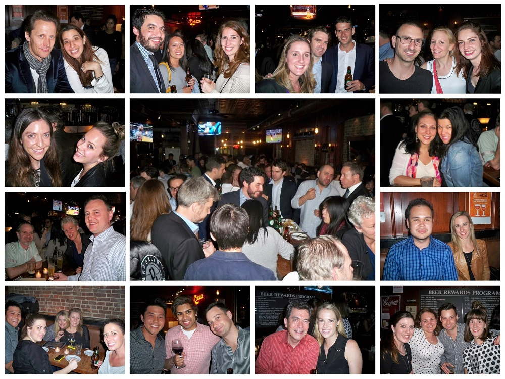 Spring Gathering at Taproom #307 in Gramercy