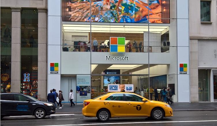 June @ The Microsoft Store