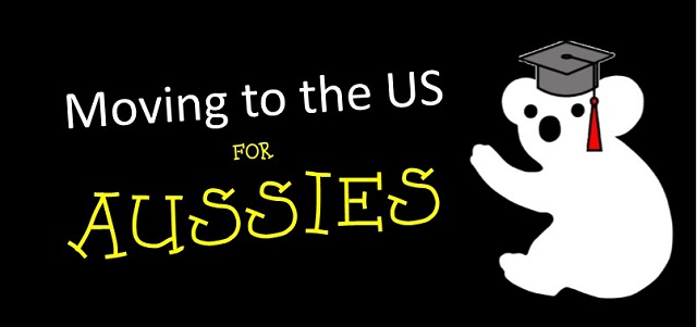 Moving to the US for Aussies:  Chapter 5