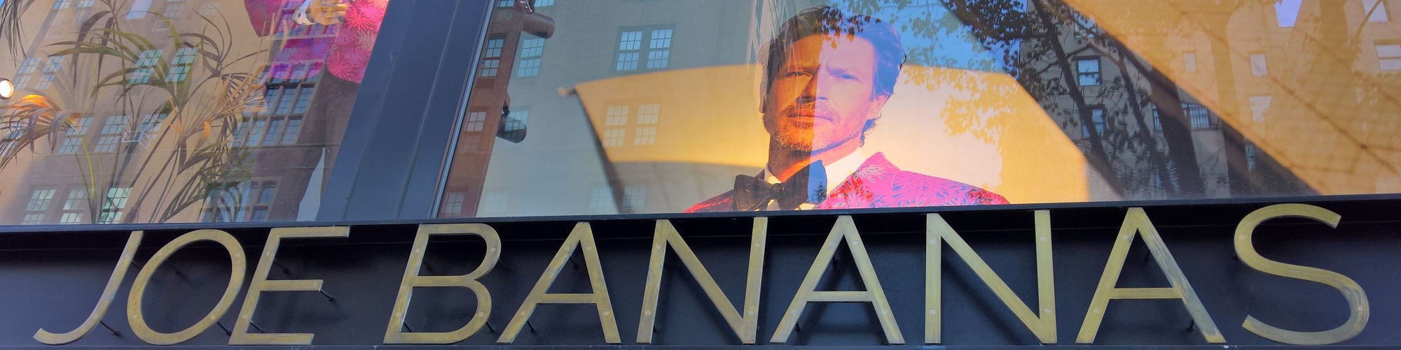 Aussie Businesses in NYC – and where to find them: Joe Bananas