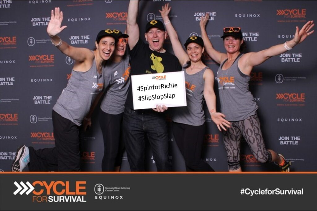 March 2016 @ Cycle For Survival