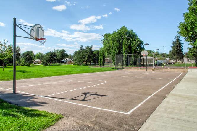 Basketball Courts - 4200 W 23rd Ave Denver Colorado