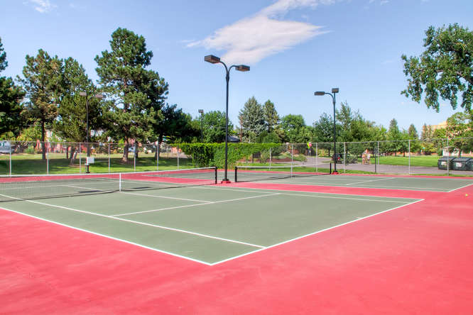 Tennis Courts - 4200 W 23rd Ave Denver, CO | All4Sloans
