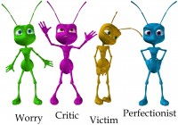 Who's Your ANT? Perfectionist