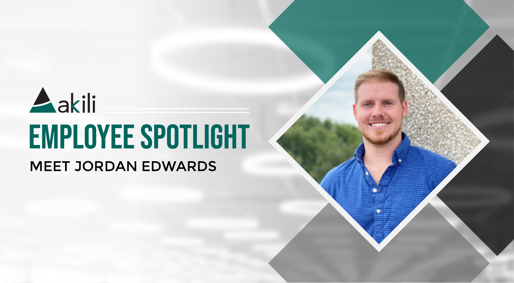 Employee Spotlight: Meet Jordan Edwards