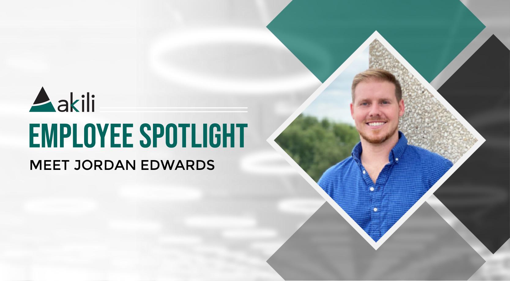 Employee Spotlight: Meet Jordan Edwards