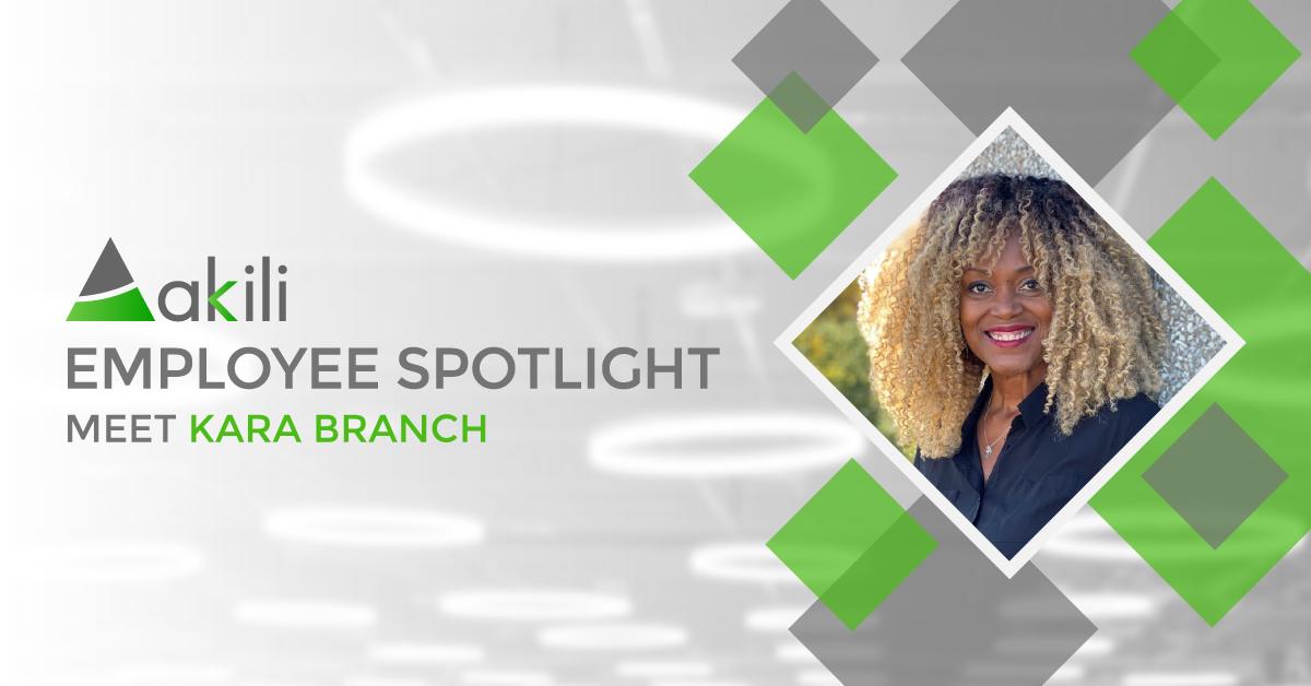 Employee Spotlight: Meet Kara Branch