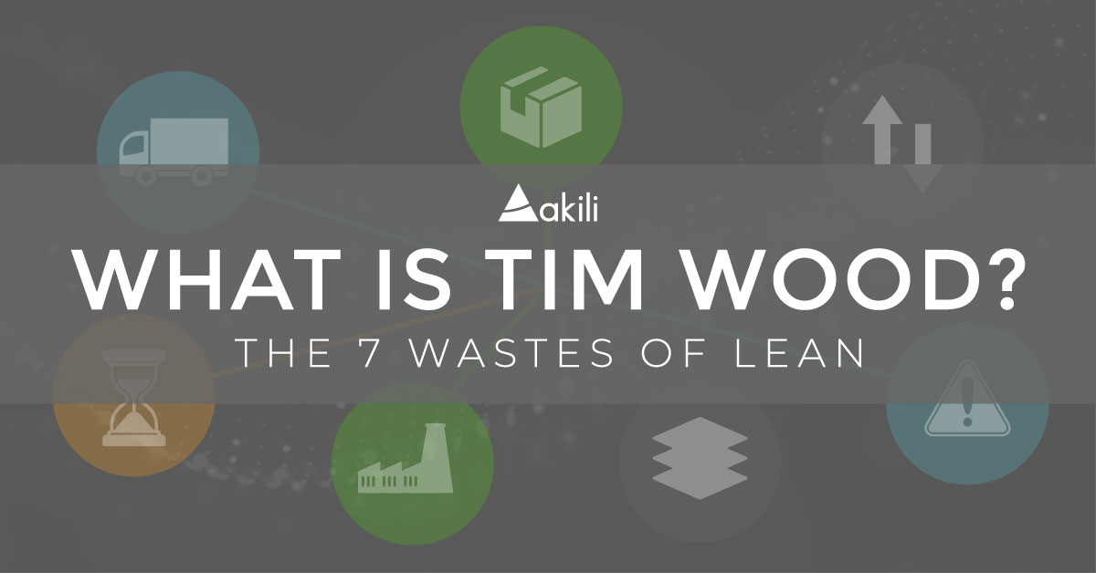 What is TIM WOOD?