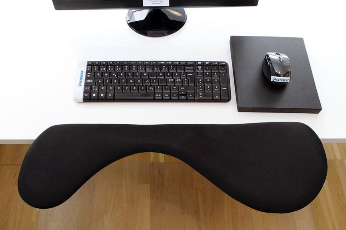 computer arm rest
