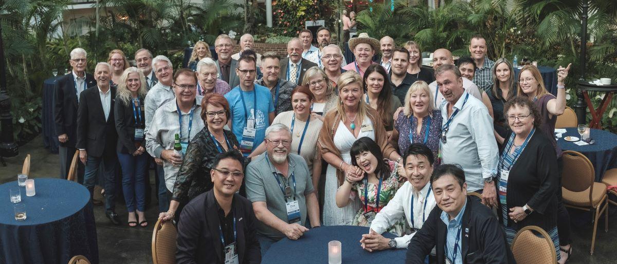 2019 Convention International Reception