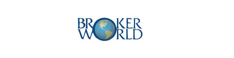 Broker World Magazine banner