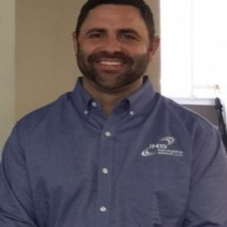 Michael Steele in IHS shirt