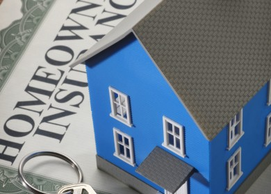 Home on insurance policy