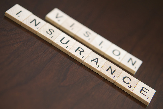 Vision Insurance letters