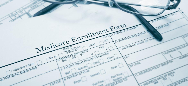 Medicare enrollment forms