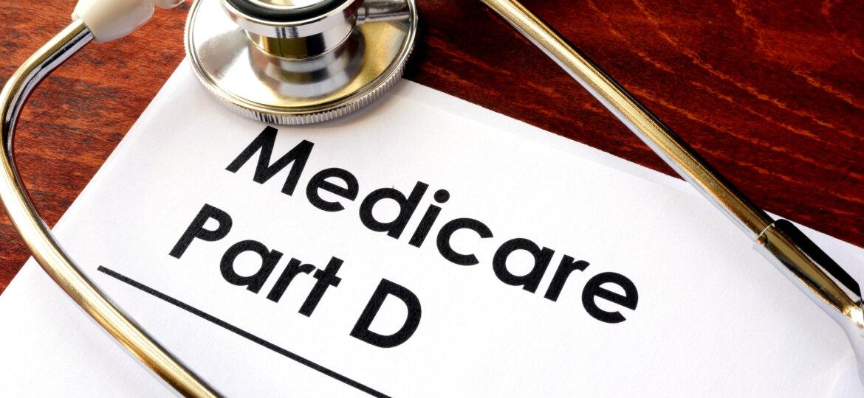 Medicare Part D paperwork