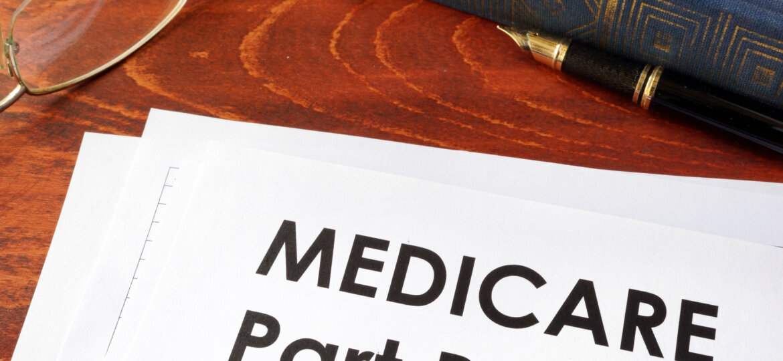 Medicare Part B paperwork