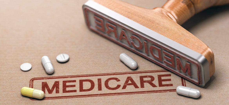 Medicare stamp