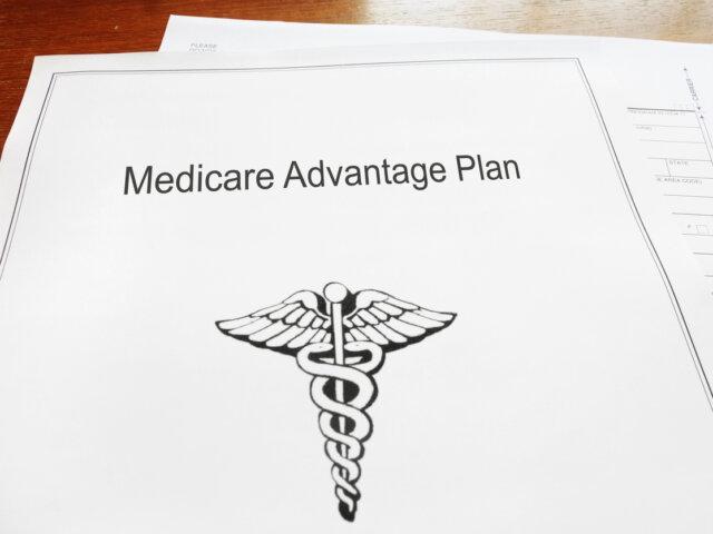 Advantage plan paperwork