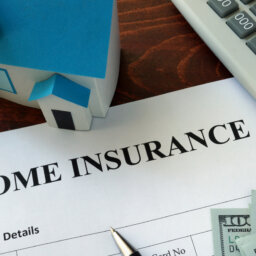 Home insurance form