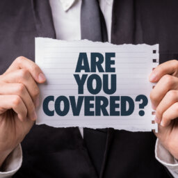 Are you covered on torn paper