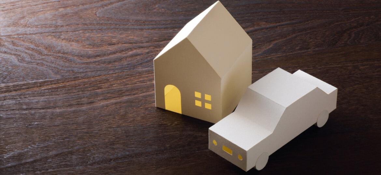 Home and car blocks