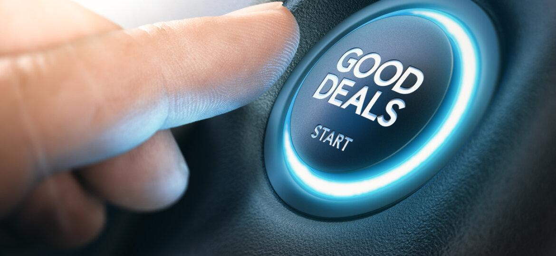 Good New Car Deals, Auto Sales