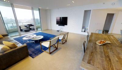 Aventura Marina II  –  Middle Penthouse 14 3D Model