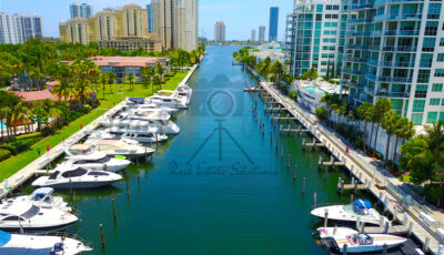 Aventura Marina II – Unit 717 3D Model