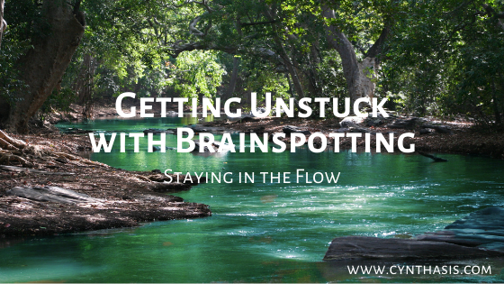 Getting Unstuck with Brainspotting