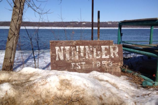 Nininger Boat Landing