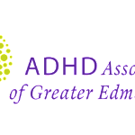Logo of the ADHD Association of Greater Edmonton
