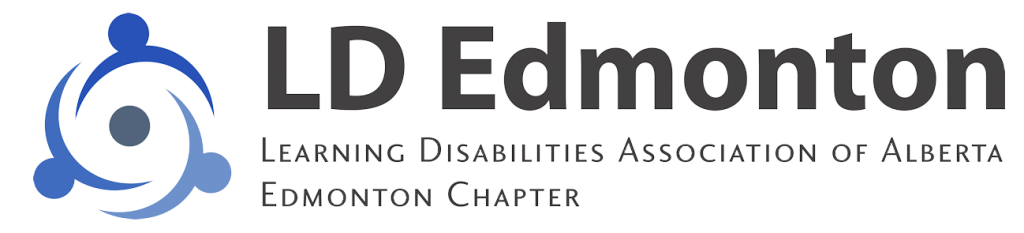 Learning Disabilities Association of Alberta Edmonton Chapter