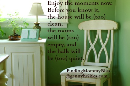 emptyroomfindingmommybliss