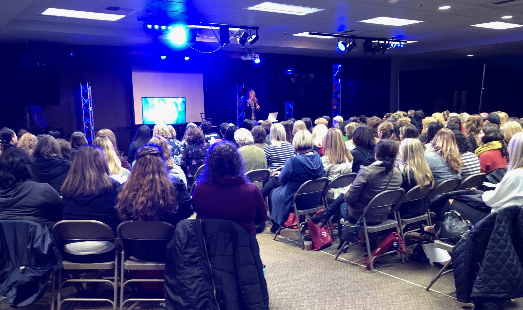 speaking thrive womens conference