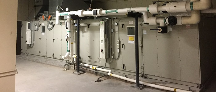 Large Business HVAC Systems