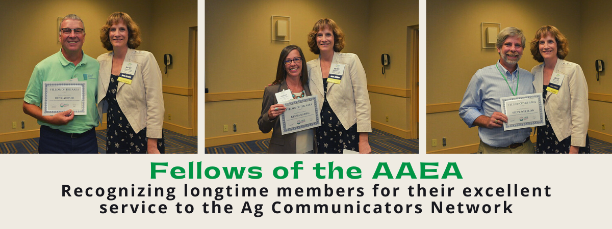 Fellows of the AAEA